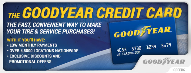 Goodyear - Credit Card