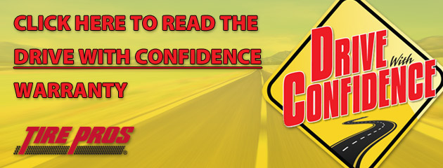 Tire Pros - Drive With Confidence