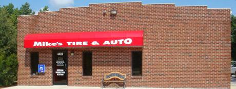 Mikes Tire & Auto