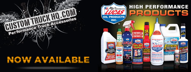 Lucas Oil Now Available