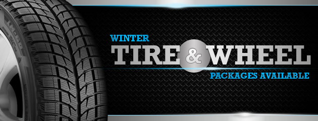 Norms Tire Sales Winter Packages
