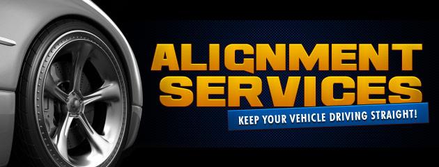 Aligment Services at George Hauks Automotive