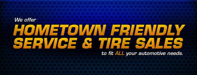 Oxford Auto and Tire Savings
