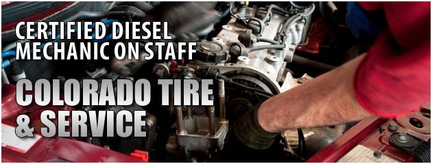 Diesel Mechanic On Staff