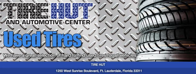 Used Tires Selection
