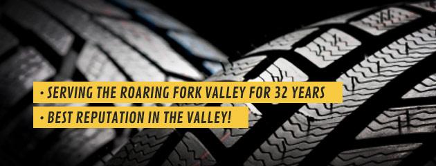 Alpine Tire Co Serving Fork Valley