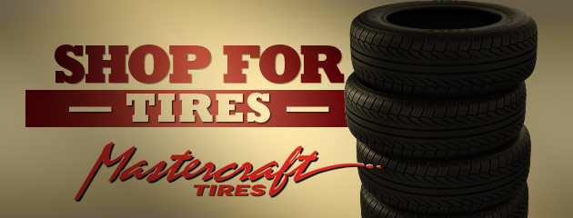 Shop Mastercraft Tires