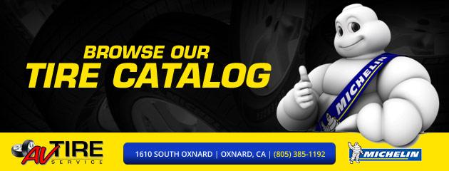 AV Tire Service Tire Catalog