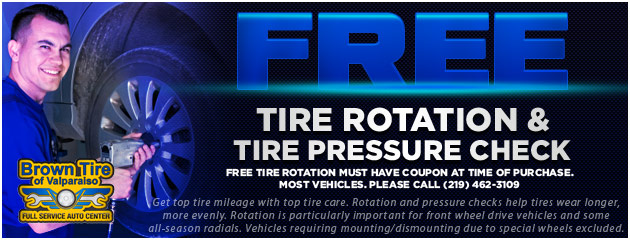Tire Rotation