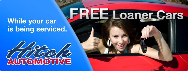 Free Loaner Car