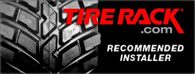 Tirerack Recommended Installer