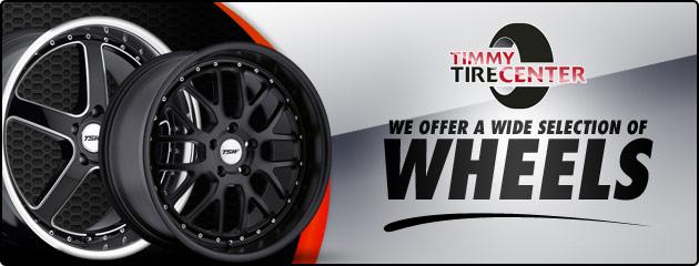 Timmy Tire Center Wheels