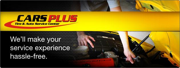 CarsPlus Tire & Auto Service Center