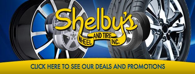 Shelbys Wheel and Tire Savings
