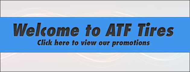 ATF Tires Savings