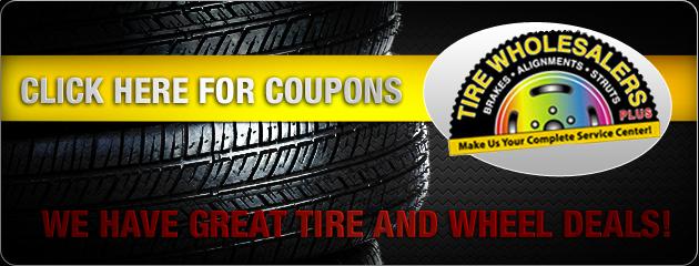 Grant Tire Wholesalers Savings