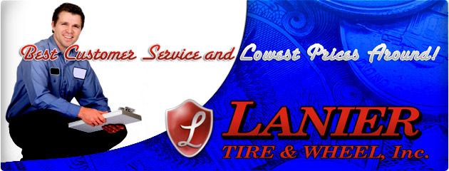 Lanier Tire & Wheel Inc