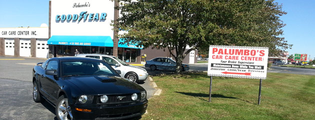 Palumbo Car Care Inc Location