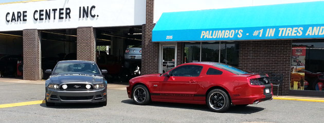 Palumbo Car Care Inc Location3