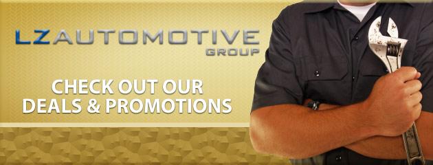 LZ Automotive Group Savings