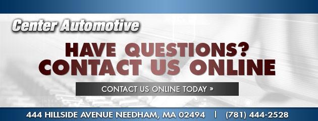 Contact Us Online Center Automotive