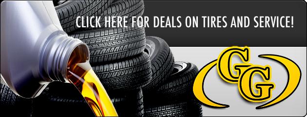 G&G Tire Co Inc Savings