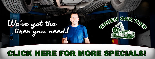 Green Oak Tire Savings