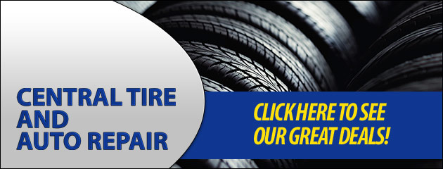 Central Tire and Auto Repair Savings