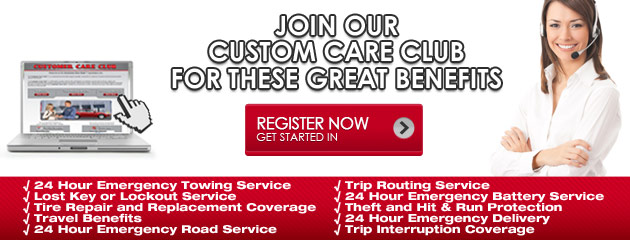 Custom Care Club