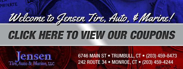 Jensen Tire Auto & Marine Savings