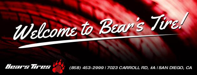 Bears Tires