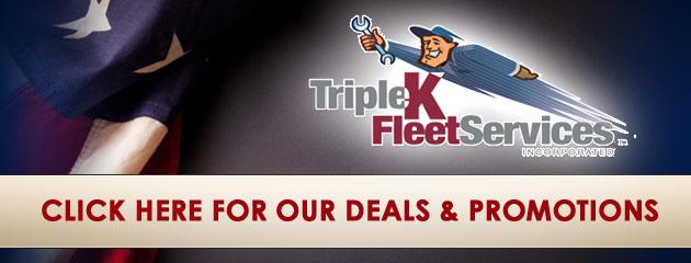 Triple K Fleet Services Savings