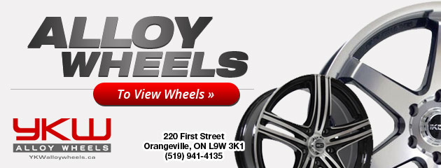 Freds Tire Discounter Auto Centre Alloy Wheels