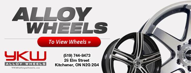 Chris Tire Discounter Alloy Wheels
