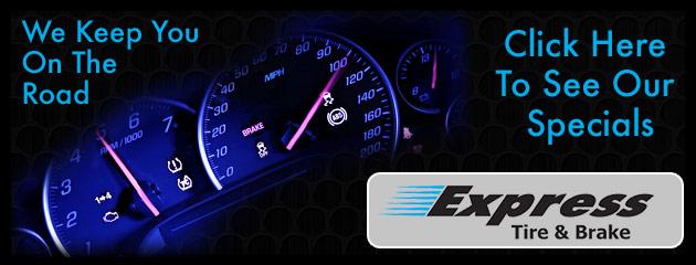 Express Tire & Brake Savings