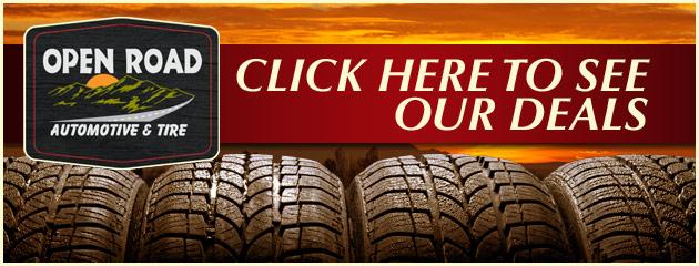 Open Road Automotive & Tire Savings