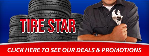 Tire Star Savings