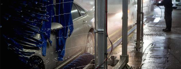 Mermaid Car Wash