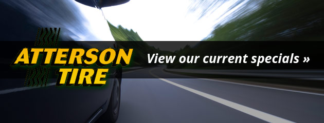 Atterson Tire Savings