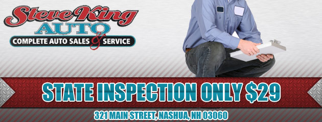 $29 State Inspection