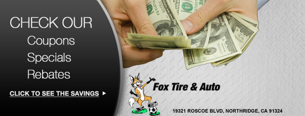 Fox Tire & Auto Savings
