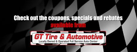 GT Tire & Automotive Savings