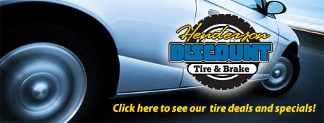 Discount Tire and Brake Savings