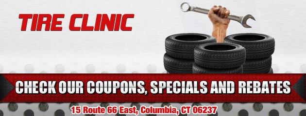 Tire Clinic Savings