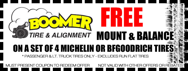 Free Mount and Balance