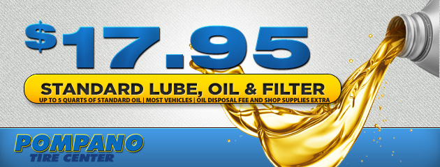 Oil Lube and Filter