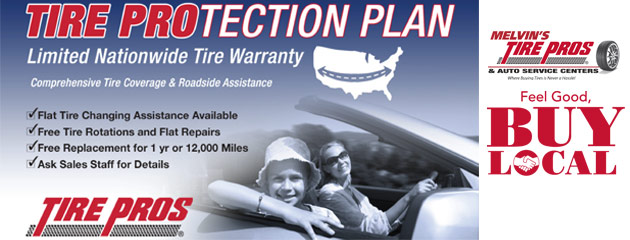 Tire Pros Protection Plan