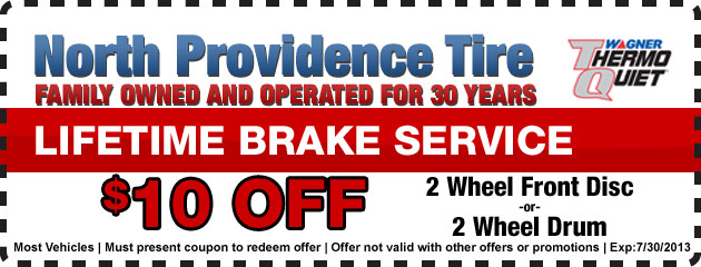 Brake Service Special