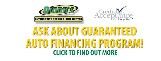 Financing Slider