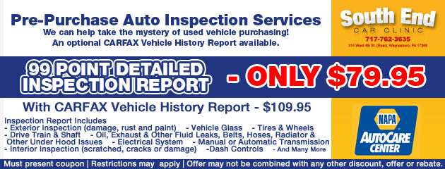 preperchase inspection slider